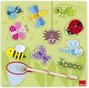 Puzzle insetti Goula 53134