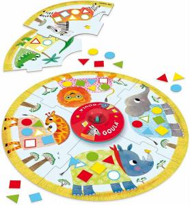 53156 Roulette Safari Goula