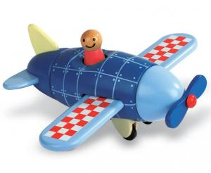 Aeroplano magnetico