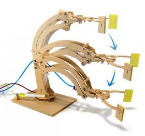 Braccio idraulico robotizzato