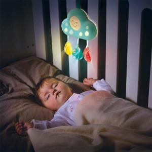 Nuvoletta: La lampada sonora
