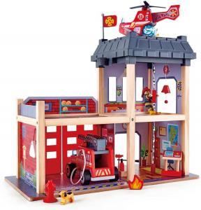 Maxi caserma dei pompieri