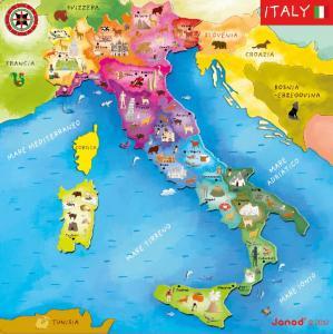 Italia magnetica Janod