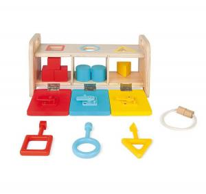La scatola delle chiavi - Gioco didattico