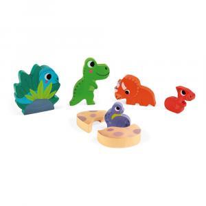 Puzzle: il nascondino dei dinosauri