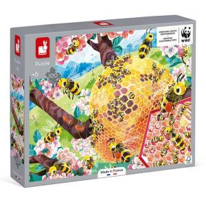 Puzzle WWF La vita delle api