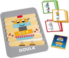 50212 goula robot mix