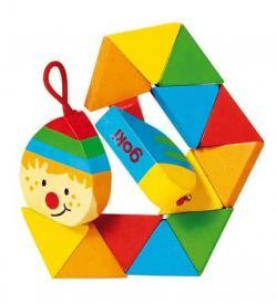 Puzzle tascabile - pagliaccio