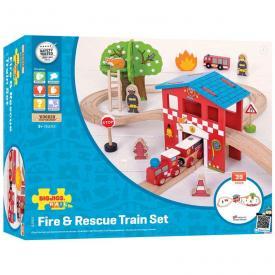 Trenino dei pompieri
