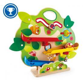 E3821 Pista Scoiattolo circuito treno Hape toys