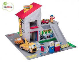 Garage in cartone krooom