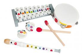 Set strumenti musicali Janod