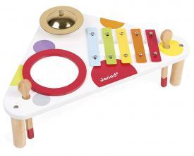 Tavolo musicale in legno janod