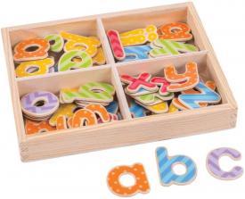 Lettere magnetiche in legno bj264 Bigjigs